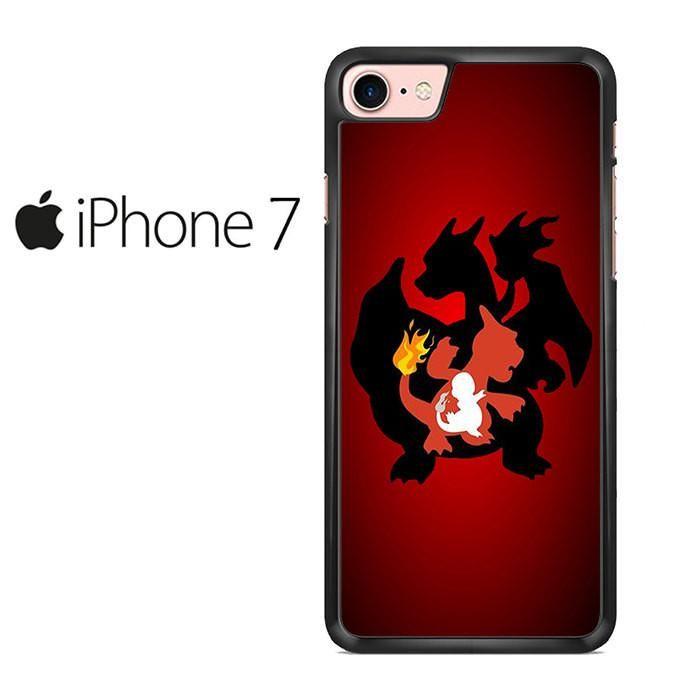 Charizard Evolution Iphone 7 Case