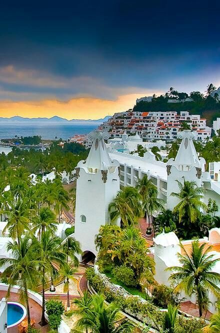 Beautiful place Manzanillo...Las Hadas Resort........................http://www.travelandtransitions.com/destinations/destination-advice/latin-america-the-caribbean/mexico-travel-the-best-mexico-beaches-in-western-mexico/