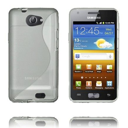 S-Line Transparent (Grå) Samsung Galaxy Z Cover