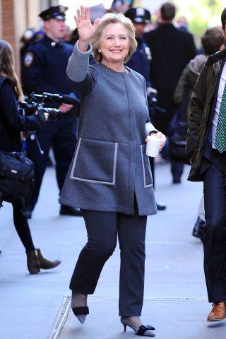 Hillary clinton chubby legs