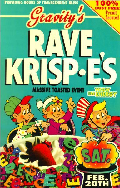 old school rave flyers - Google Search