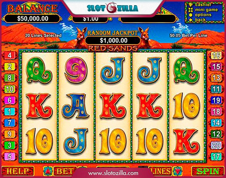Free 5 reel slots games online at Slotozilla.com - 9