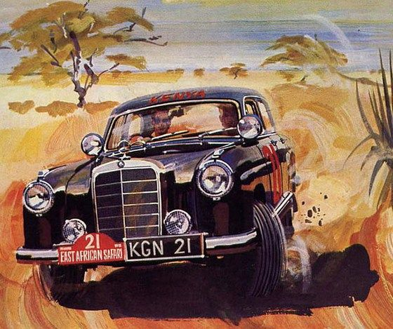 1000 images about classic mercedes posters on pinterest. Black Bedroom Furniture Sets. Home Design Ideas