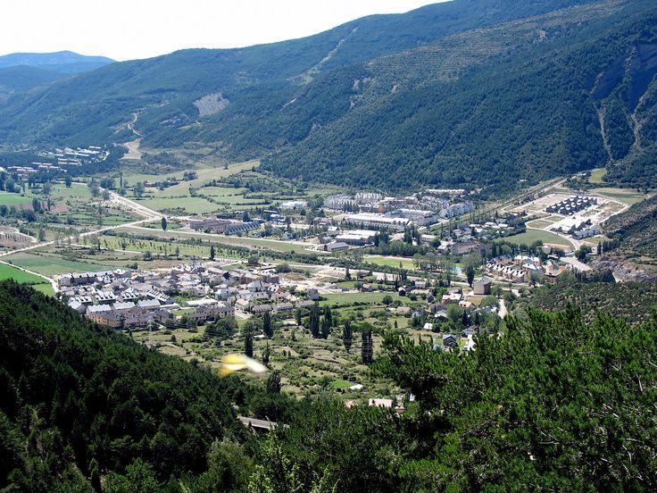 Villanúa, Huesca, Camino Aragonés