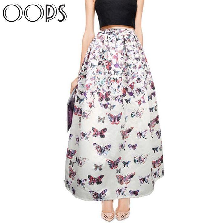 Купить товарК сожалению старинные женщин мусульманок 100 см длиной макси юбка мода 2015 осень зима атласная плиссированные бабочка печатные Saias A141024 в категории Юбкина AliExpress.                                                                                     Гарантии качества                  &