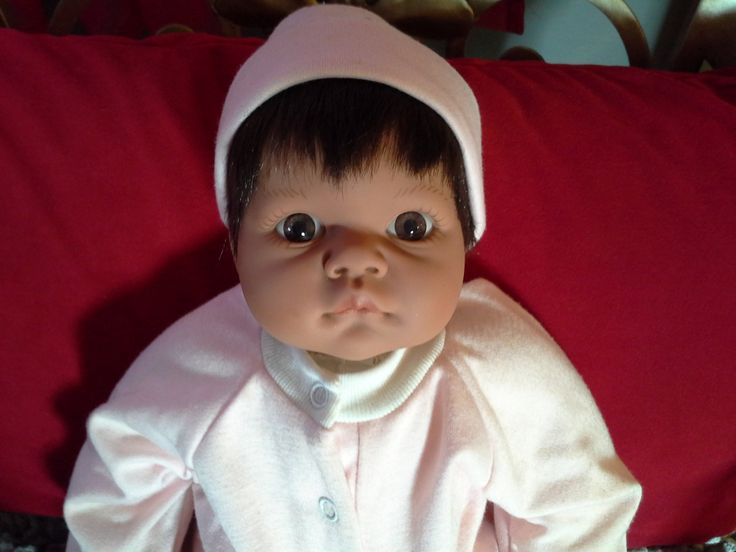 Beautiful African American Baby By Lee Middleton,  Signed By Reva by Nancyshaunteddolls on Etsy