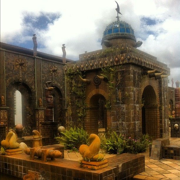Oficina Brennand - Recife / Pernambuco / Brazil