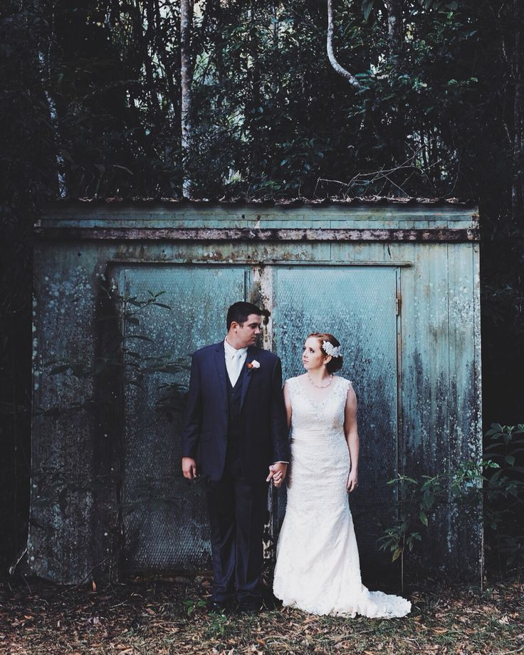 Real wedding The Billabong, Kuranda Far North Qld >>>>>>>>>>>>>>>>>> wearethetsudons.com