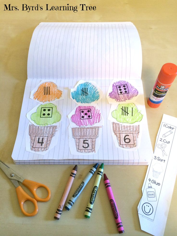Number sense AND fine motor practice!  Yes please...  We need this in my kindergarten classroom! $