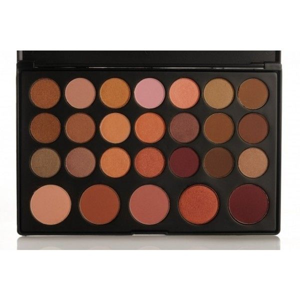 BH Cosmetics 26 Shadow Blush Combo Palette ($12) ❤ liked on Polyvore