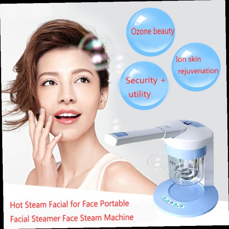 48.00$  Buy here - http://alithy.worldwells.pw/go.php?t=32780114449 - Hot Ozone Facial Steamer Ion Vapour Facial 360 Degree Rotation Steam Facial for Face Portable Facial Steamer Face Steam Machine 48.00$