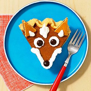 Pumpkin Pie Fox
