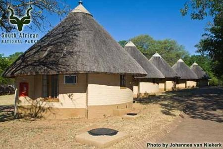 Taken by another photographer on PInterest.  - Skukuza - Accommodation - similar to the accommodation we had - air conditioned, cooking facilities, refrigerator and all mod cons.