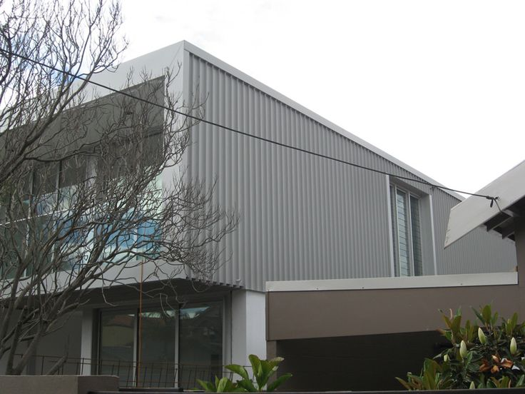LYSAGHT Longline 305 Project  Awesome metal roofing page with all the different roofing profiles, check it out at http://www.no1roofing.com.au/metal-roofing/