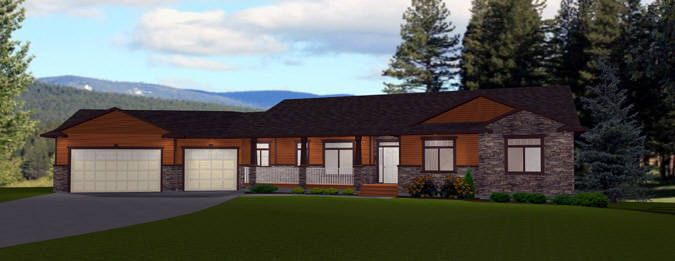 28 best images about western canadian home plans on for House plans with large family rooms