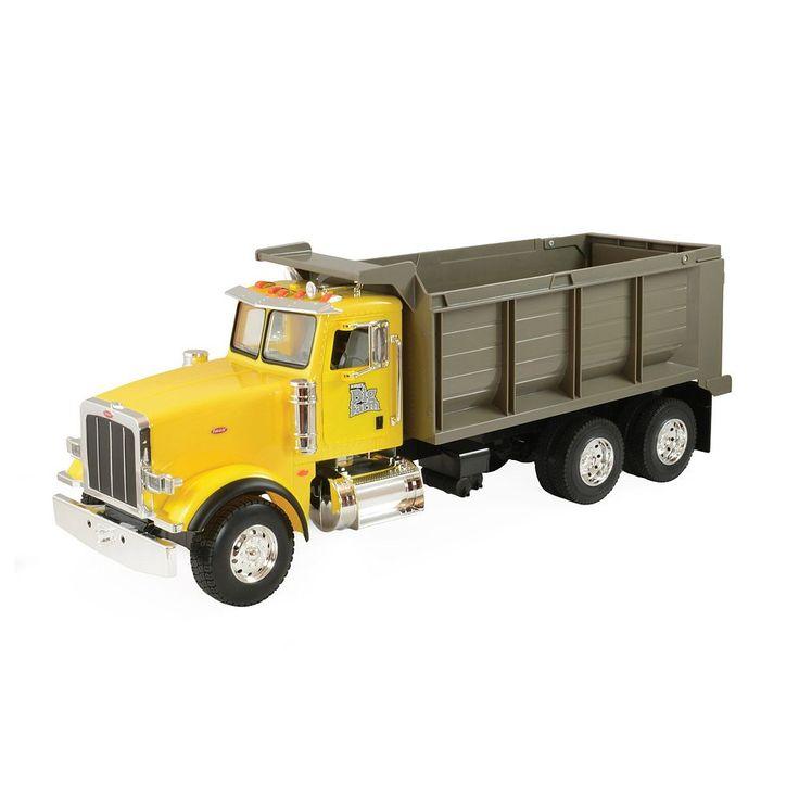 Ertl Big Farm Peterbilt Dump Truck by Tomy, Multicolor