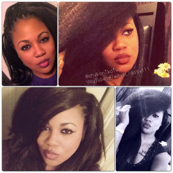 Strange 1000 Ideas About 100 Kanekalon Hair On Pinterest Kanekalon Hair Short Hairstyles For Black Women Fulllsitofus