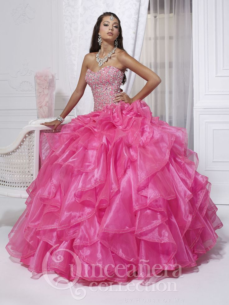 14 best Quince Insperation {: images on Pinterest | Quince dresses ...