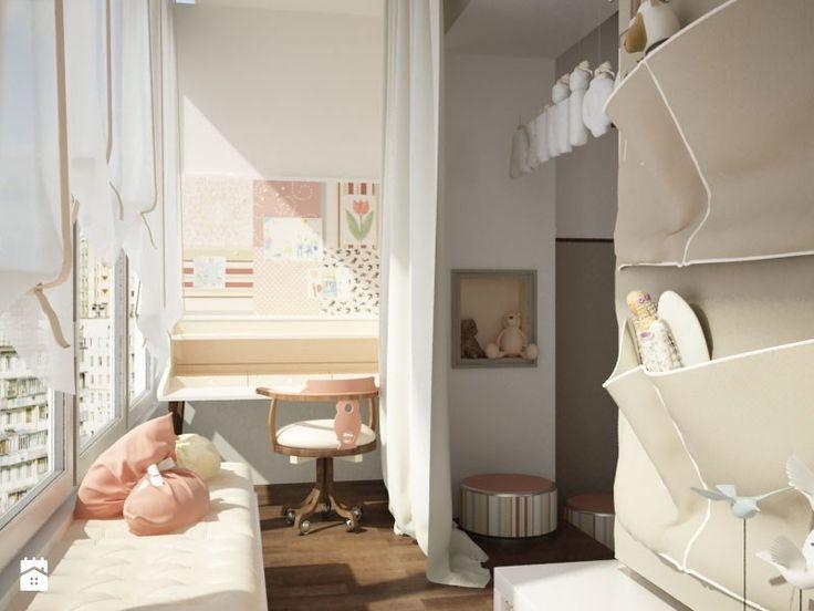 Pokój dla Sofijki - zdjęcie od Nika Vorotyntseva architecture-design bureau - Pokój dziecka - Styl Nowoczesny - Nika Vorotyntseva architecture-design bureau