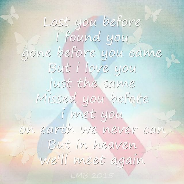 Inspirational Quotes On Life: 25+ Best Miscarriage Remembrance Ideas On Pinterest