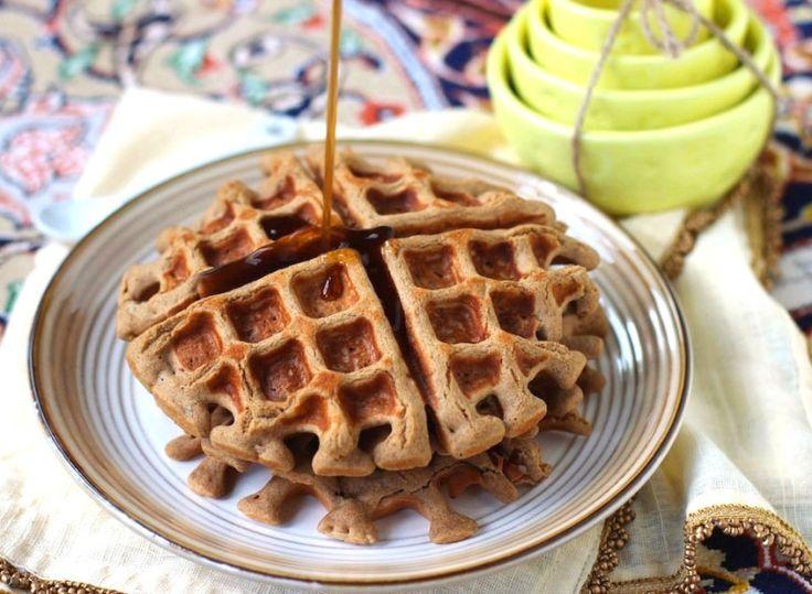 10 рецептов вкусных и полезных домашних вафель. Изображение номер 10