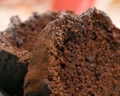 Gâteau au chocolat sans beurre (facile, rapide) - Une recette CuisineAZ