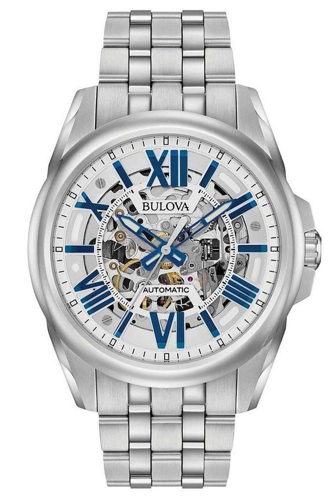 Brand New Bulova #96A187 Bulova Mens Watch #Bulova #Casual