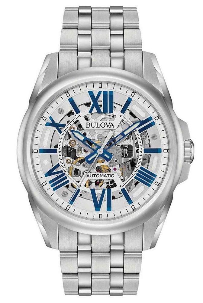 Brand New Bulova #96A187 Bulova Mens Watch #Bulova #Casual