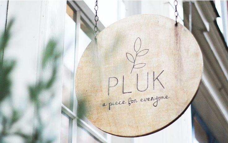 Gorgeous Cafe: PLUK Amsterdam - decor8