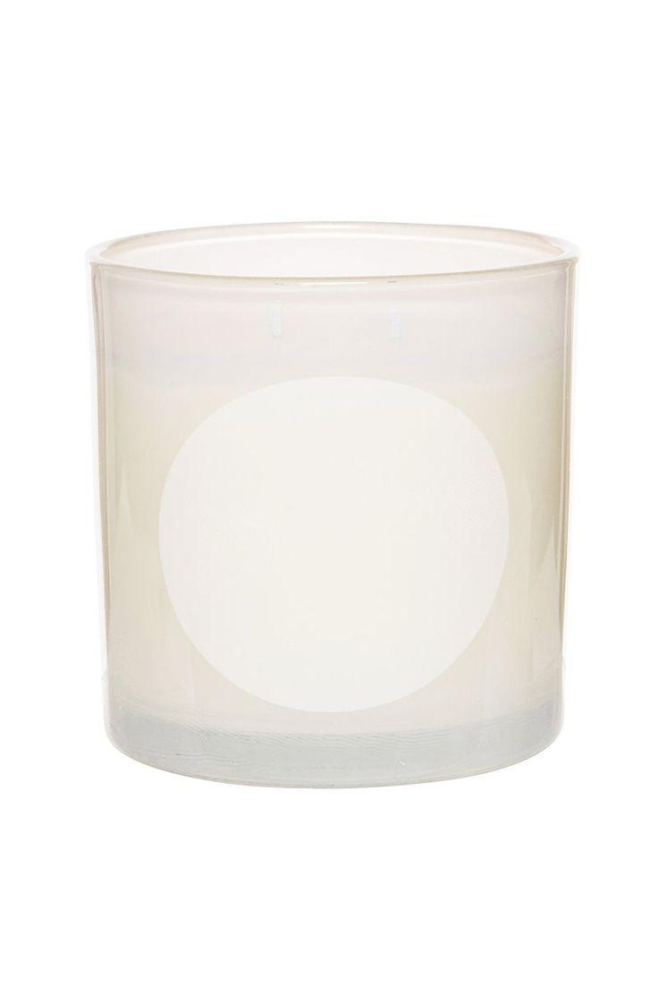 soy wax bassike candle 'seaside bonfire' - | bassike