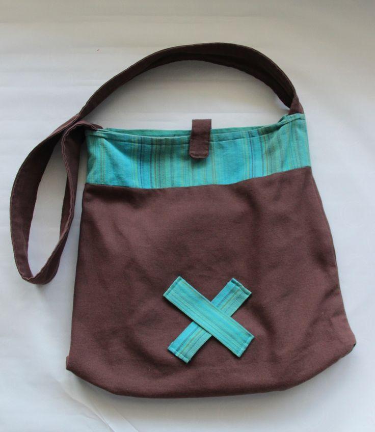 Sac Trapèze bandoulière - Kit de Couture Complet DIY : Kits, tutoriels Couture par les-kits-de-liliflower