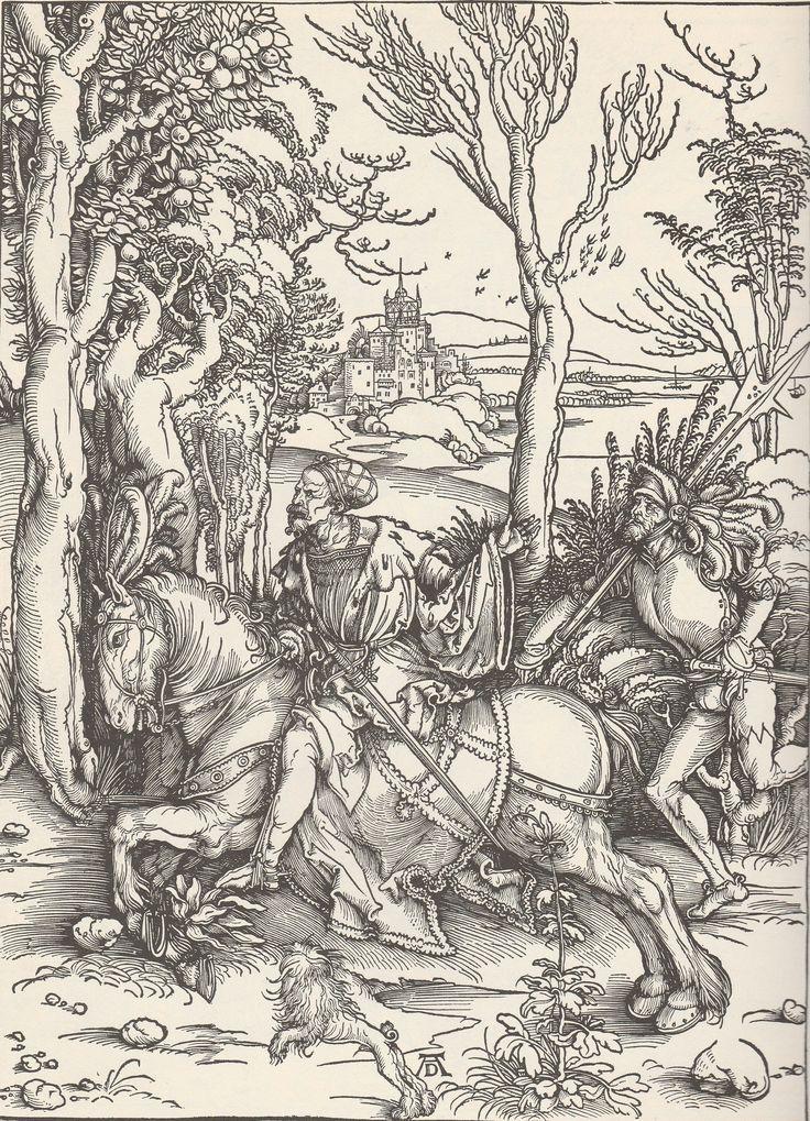 O Cavaleiro de Landsknecht