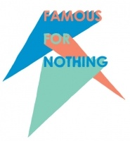 famous for nothing by ashkahnImage, Ashkahn, Typography, Letters