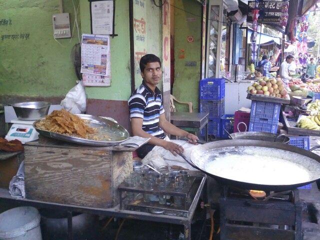 famous jalebi shop rajsamand