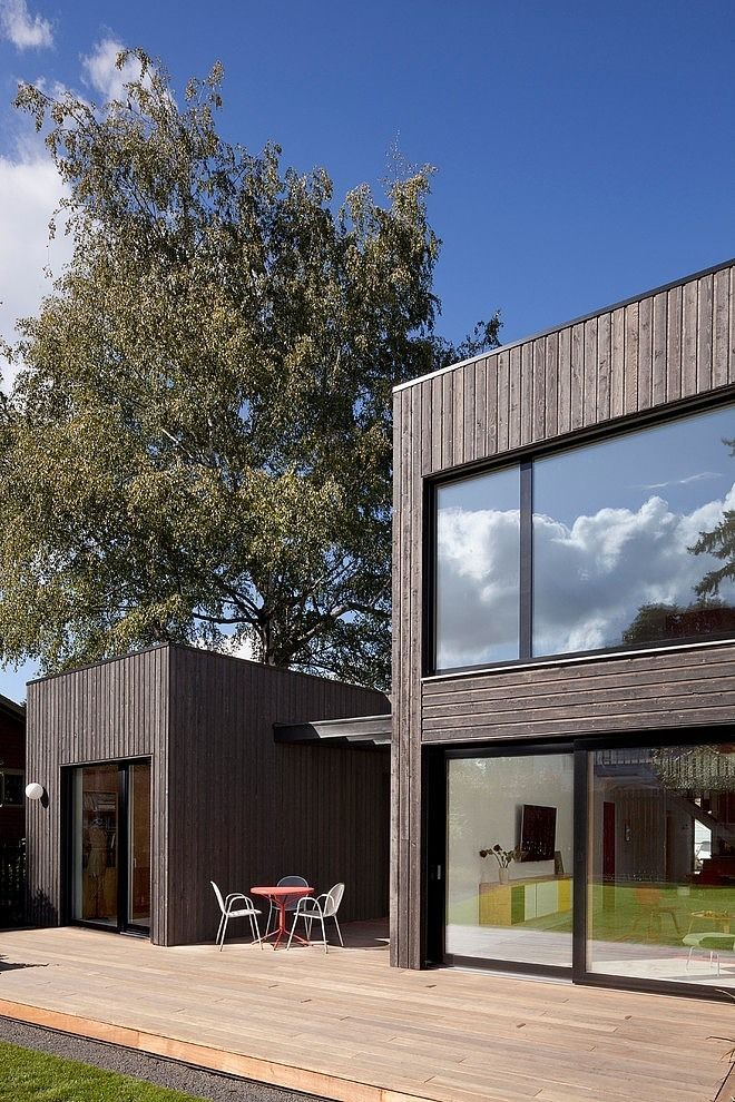 Skidmore Passivhaus by In Situ Architecture