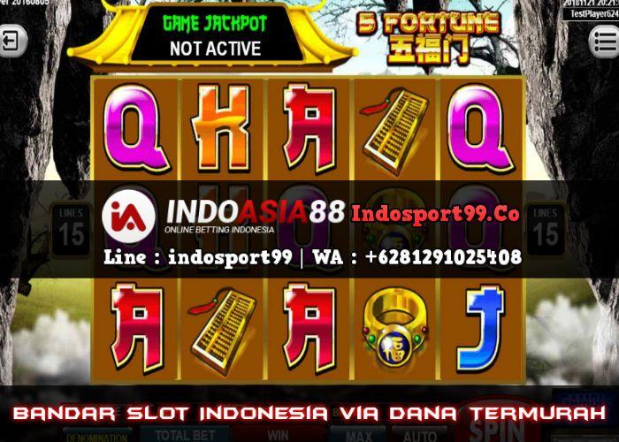 Bandar Slot Indonesia Via Dana Termurah Indonesia Joker Mainan