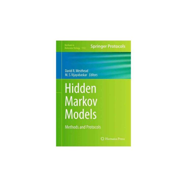 Hidden Markov Models : Methods and Protocols (Hardcover)