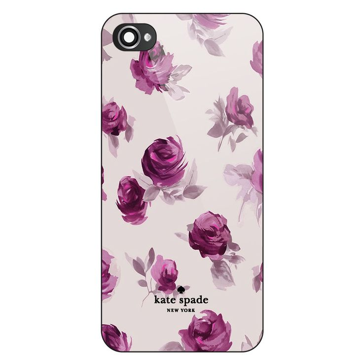 Best Kate Spade Beauty Purple Rose Print on Hard Case For iPhone 6/6s 6s+ 7/7+ #UnbrandedGeneric #Cheap #New #Best #Seller #Design #Custom #Case #iPhone #Gift #Birthday #Anniversary #Friend #Graduation #Family #Hot #Limited #Elegant #Luxury #Sport