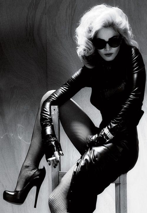 Madonna  - Photo by Mert Alas & Marcus Piggott. °