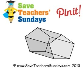 Pentagonal prism (tinted) - http://www.saveteacherssundays.com/maths/year-3/105/prisms-and-pyramids/ for more prisms and pyramids, prisms and pyramids worksheets, prisms and pyramids lesson plans, prisms and pyramids  powerpoints and other prisms and pyramids teaching resources #pentagonal prism, #prism, #shapes, #3D, #polyhedron, #maths, #math,  #teaching, #teachers, #teacher, #tutors, #tutor, #teach, #education, #learn, #learning, #primary, #elementary, #KS1, #KS2