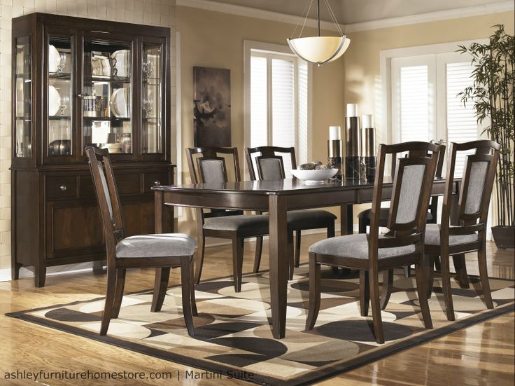 From The Martini Suite Collection And Best Part Is You Can Get A Extension Dining TableDining