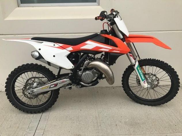 Ktm Sx 125 Cross 2016 Rif 9645773 Motorrad Ktm 125 Motorcycle
