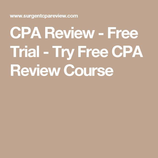 Best CFA Review Courses & CFA Exam Study ... - CPA Exam Guide