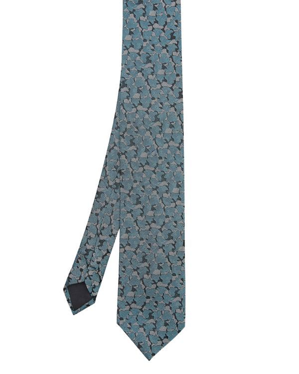 Ted Baker Camouflage Skinny Tie