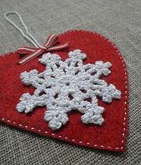 sweet ornament