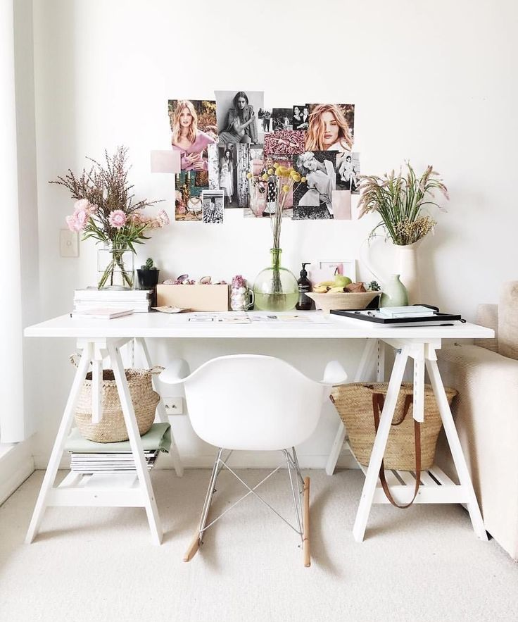 17 best desk ideas on pinterest desk space desks and craft room design - Tips for a successful apartment investment ...