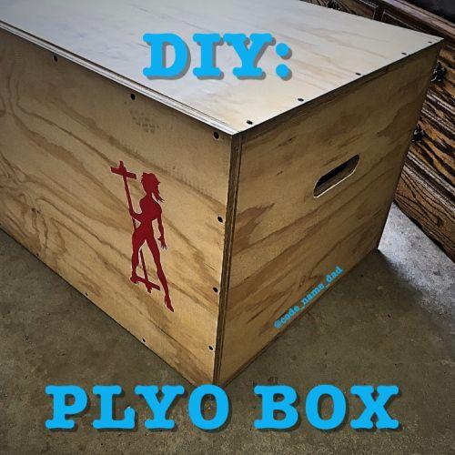 Best plyo box ideas on pinterest crossfit equipment
