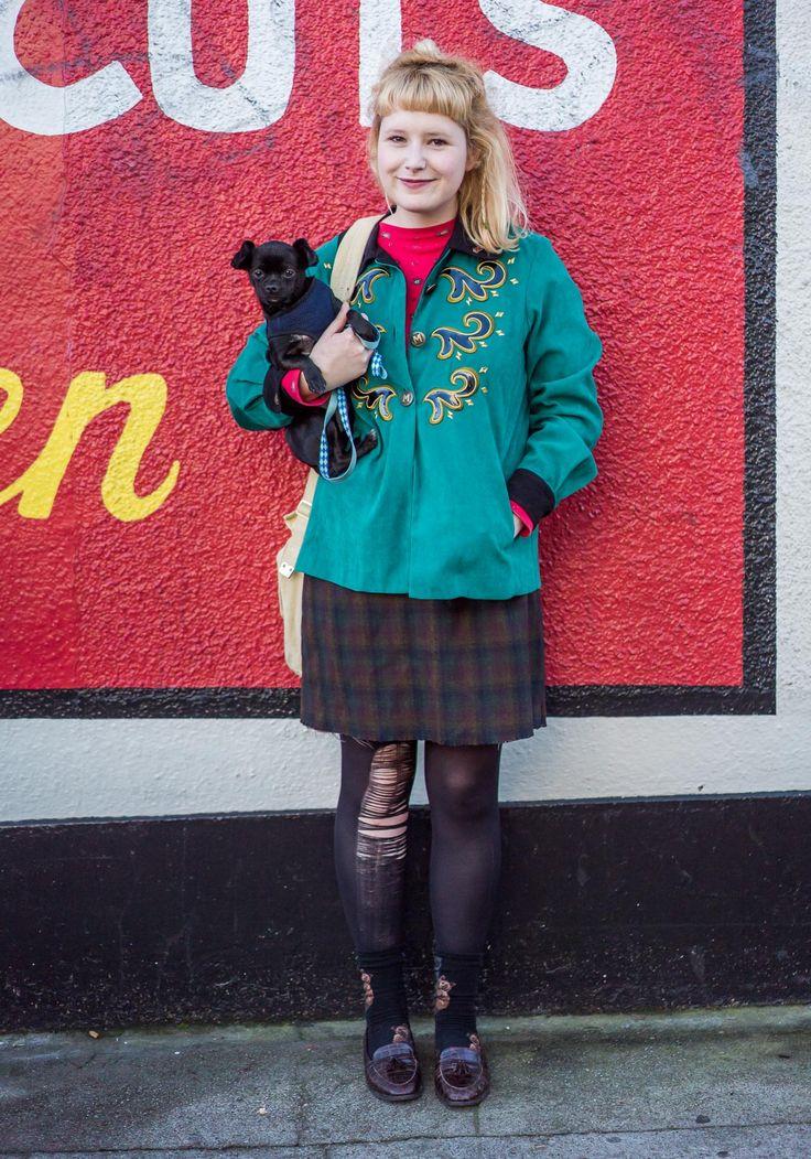 SF Looks - Liisa Jokinen. Streetstyle blog.