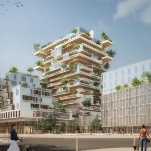 Jean+Paul+Viguier+selected+ahead+of+Sou+Fujimoto+for+timber-framed+tower+complex+in+Bordeaux