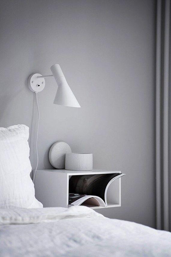 The floating nightstand | Alvhem